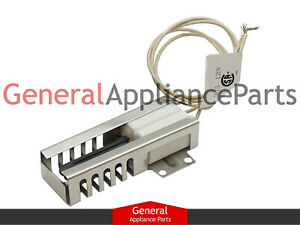 Gas Oven Stove Cooktop Igniter Replaces Frigidaire Kenmore Tappan 5303935066