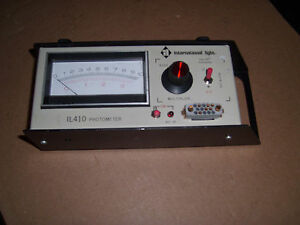 International Light Il410 Photometer