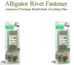Alligator Rivet 7 Fastener Splice Round Hay Baler Belt Repair Flexco 15001