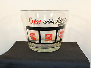 Coca-Cola Ice Bucket over 4 inches high (6459)