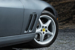 Ferrari 550 Maranello Front Wheel Rims 8 5x18 Remanufactured