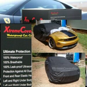 2010 2011 2012 2013 Ford Mustang Coupe Waterproof Car Cover W mirrorpocket