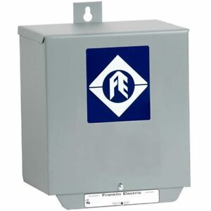 Little Giant 1 1 2 Hp Submersible Deep Well Pump Control Box 230v