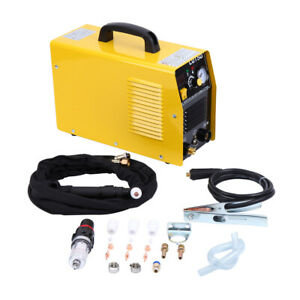 Cut50 Air Plasma Cutter Electric Inverter Digital Cutting Machine 50amp Portable