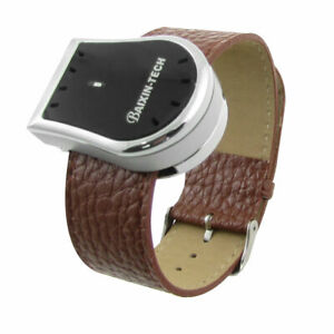 Brown Wristband Contactless Automatic High Voltage Anti Static Discharge