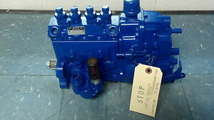 Lombardini Bosch Diesel Injection Pump