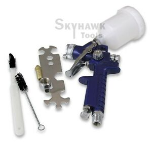 New Hvlp Touch Up Spray Gun Auto Car Paint Sprayer Spot Repair 1 0 Mm Nozzle
