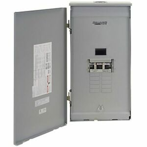 Reliance Controls 60 amp Utility 50 amp gfi Gen Outdoor Transfer Panel