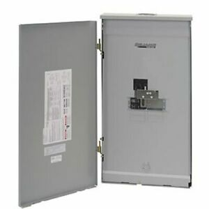 Reliance Controls 200 amp Outdoor Manual Transfer Panel