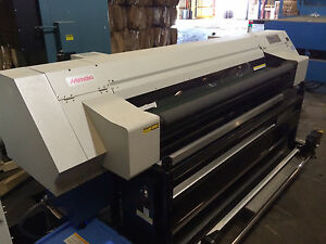Mimaki Tx3 1600 Textilejet Direct Textile Printer