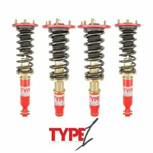 Function Form Type 1 Full Coilover For Honda Accord 98 02 Cg