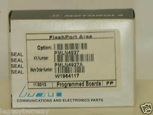 Motorola Xts2500 Aes Encryption Module For Model Ii Pmln4927a New In Sealed Box