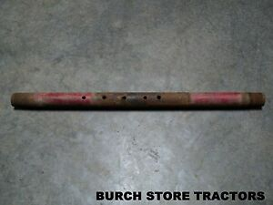 Official Ih Farmall 1 Point Quick Hitch Connector Pull Bar 140 130 Super A 100