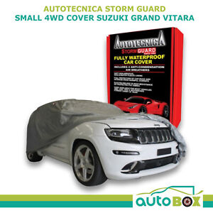 4wd Car Cover Stormguard Waterproof Small To 4 1m Suzuki Grand Vitara 3 Door