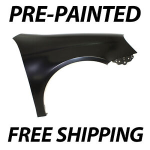 New Painted To Match Front Right Fender For 2005 2010 Volkswagen Jetta Type 5