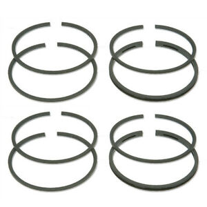 Am708t New 2 Cylinder Piston Ring Set For John Deere Tractor M Mc Mi Mt Mtn