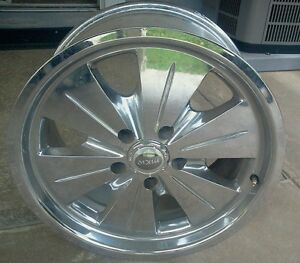 4 18 Inch Chrome Rims