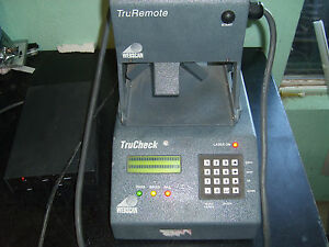 Webscan Trucheck Tc 418 Truremote True Check