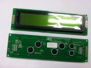 New Haven Display Lcd 4x40 Stn Yel grn Backlight