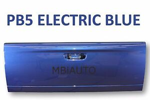 New Painted Pb5 Blue Tailgate For 2002 2009 Dodge Ram Truck 1500 2500 3500