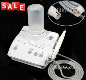 Portable Dental Ultrasonic Piezo Scaler Handpiece Tips Bottles For Dte Satelec