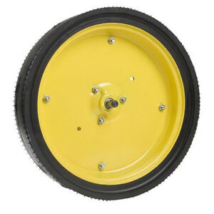 Aa32046 New Planter Gauge Wheel Assembly 7000 7100 7300 4 5 X 16 F7100p