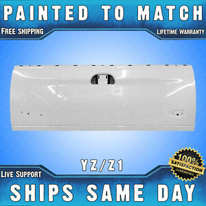 New Pre Painted Yz Z1 Oxford White Tailgate For Ford F250 F350 Super Duty Truck