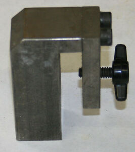 6563 2 New Backgauge Stop block Filler For Challenge Ms10a Paper Drill