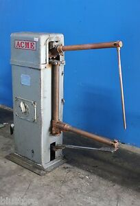 Acme Spot Welder rocker Arm Type 15 Kva X 24 6262
