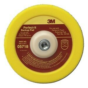 3m 05718 Perfect it Back up Pad 7 Inch 5718