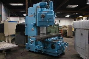 Cincinnati Vercipower Vertical Mill 25 X 94 Metal Milling Machine 50h p