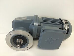 New Unsed Nord Gear Motor 1sm40vf 63l 4 200240325 10 10753622