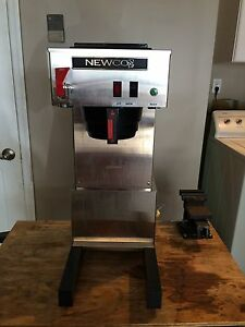 Newco Nkpdaf Plumb in Or Pour Over Coffee Brewer