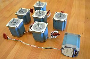 new Slo syn Kml092 Nema34 Stepper Step Stepping Motor 770oz in cnc Router Diy
