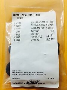 76262 Water Packing Seal Kit For Cat Pump 67dx39g1 Pressure Washer Pump