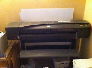 42 Hp Designjet 800ps Plotter