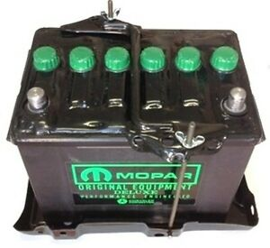 Mopar Tar Top Battery Disguise Set For 1956 1964 Dodge Truck