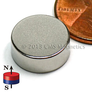 N42 Neodymium Magnet Dia 1 2x1 5 Ndfeb Disk Rare Earth Magnets 100 count