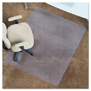 Office Impressions Chair Mat No Lip Clear