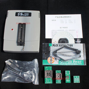 Vs4800 Usb Universal Programmer For Bios Gal Eprom Flash 51 Avr Pic Mcu Spi