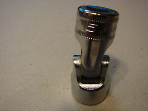 Snap on Fsum15a 15mm 3 8 Drive 6pt Shallow Chrome Universal Socket