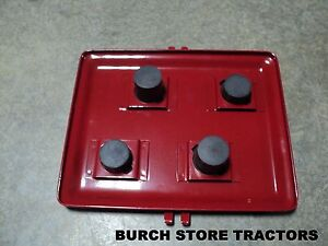 New Farmall Battery Box Lid 140 130 Super A 100 C Super C 200 230 350637r92