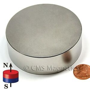 4 Pc Neodymium Magnets N45 Dia 3 X 1 Super Strong Rare Earth Disk Magnets