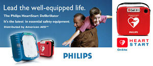 Phillips Heartstart On site Aed new Medical Version