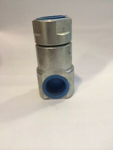 Live Swivel Hydraulic Fitting 1