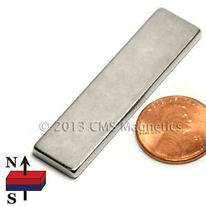 Strong N42 Neodymium Magnet Block 2x1 2x1 8 Ndfeb Rare Earth Magnet 24 Pc
