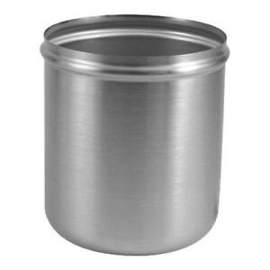 Server 94009 10 Can Stainless Steel For Syrup Topping Pumps