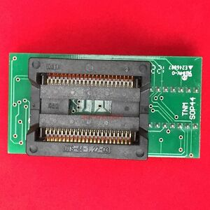Tnm Sop44 To Dip40 Programmer Adapter converter ic Socket Only For Tnm 2000 5000