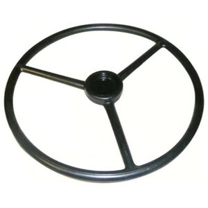 1e767 New 18 Steering Wheel For Oliver Tractor 550 1600 Super 55 Covered Spokes