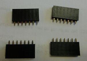 Sullins Female Header Connectors
